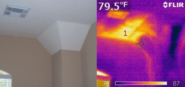 Thermal Imaging Amp Home Inspections Cincinnati Ohio